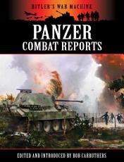 Panzer Combat Reports PDF