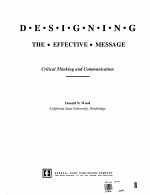 Designing the Effective Message PDF