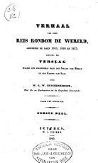 Verhaal van Eene Reis Rondom de Wereld PDF