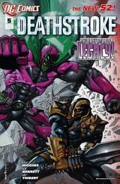 Deathstroke (2012-) #5