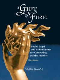 A Gift of Fire PDF