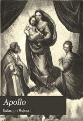 Apollo: An Illustrated Manual of the History of Art Throughout the Ages
