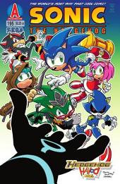 Sonic the Hedgehog #195