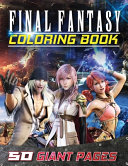 Final Fantasy Coloring Book PDF
