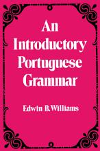 An Introductory Portuguese Grammar PDF