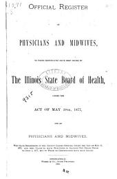 Official Register of Physicians and Midwives