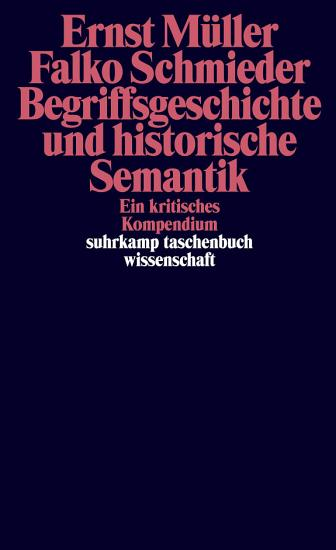 Begriffsgeschichte und historische Semantik PDF
