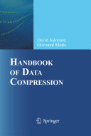 Handbook of Data Compression PDF