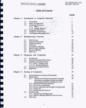 Handbook for Infrastructure Applications of Composite Materials