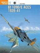 Bf 109D/E Aces 1939–41