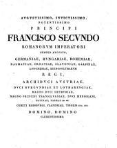 Doctrina nvmorvm vetervm conscripta a Josepho Eckhel ...
