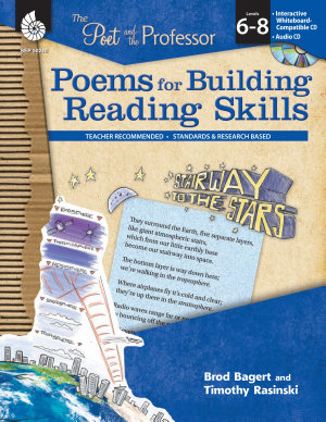 The Poet and the Professor  Poems for Building Reading Skills  Levels 6 8 PDF