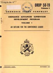 Ordnance Corps Pamphlet PDF