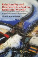 Relationality and Resilience in a Not So Relational World  PDF