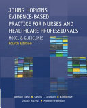 Johns Hopkins Evidence Based Practice for Nurses and Healthcare Professionals  Fourth Edition PDF