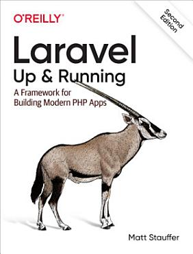 Laravel  Up   Running PDF
