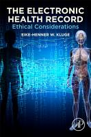 The Electronic Health Record  Ethical Considerations PDF