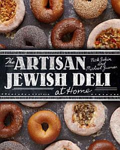 The Artisan Jewish Deli at Home Book