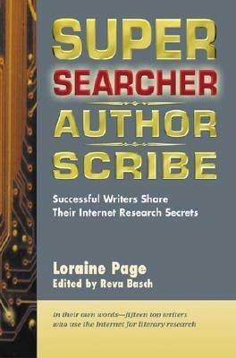 Super Searcher, Author, Scribe