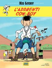 Les aventures de Kid Lucky d'après Morris - Tome 1 - L'apprenti Cow-boy
