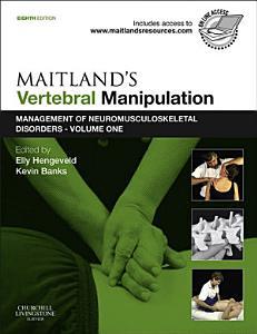 Maitland s Vertebral Manipulation E Book