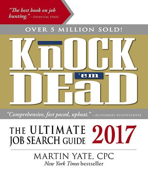 Knock  em Dead 2017 PDF