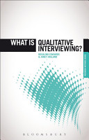 What is Qualitative Interviewing  PDF