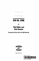 The Unholy War PDF