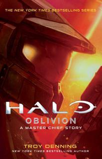 Halo  Oblivion Book