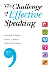 The Challenge of Effective Speaking: Edition 15