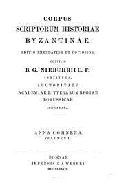 Alexiadis libri XV: Volume 2