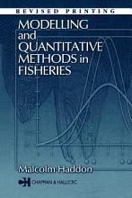 Modelling and Quantitative Methods in Fisheries PDF