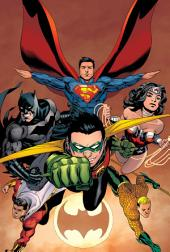 Batman and Robin Vol. 7: Robin Rises