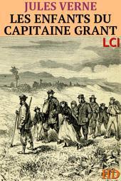 Les enfants du capitaine Grant (Entièrement Illustré HD): Volume1