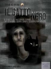 Il gatto nero: Il capolavoro del maestro del terrore con audiolibro, colonna sonora e illustrazioni animate