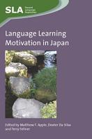 Language Learning Motivation in Japan PDF