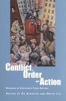 Conflict  Order and Action PDF