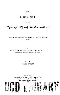 The History of the Episcopal Church in Connecticut