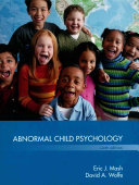 Abnormal Child Psychology   Coursemate  1 Term 6 Month Printed Access Card