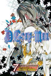D.Gray-man, Vol. 7: Crossroad