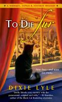 To Die Fur PDF