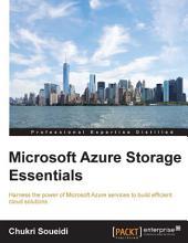 Microsoft Azure Storage Essentials