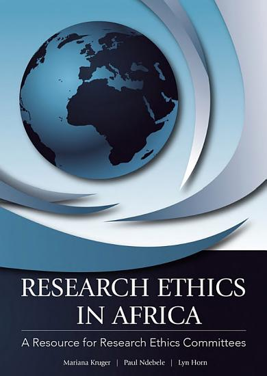 Research Ethics in Africa PDF