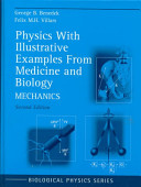 Physics With Illustrative Examples From Medicine And Biology