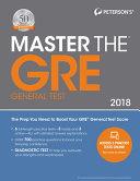 Master the GRE 2018 PDF