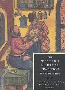 The Western Medical Tradition PDF