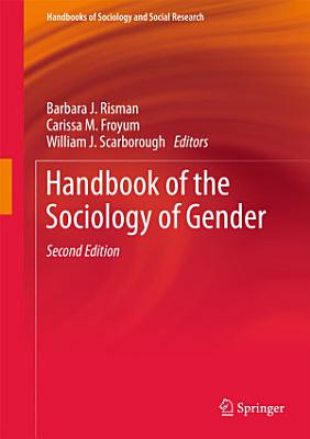Handbook of the Sociology of Gender
