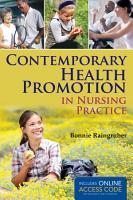 Contemporary Health Promotion in Nursing Practice PDF