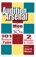 Audition Arsenal for Men in Their 30s PDF