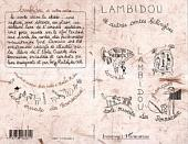 Lambidou et autres contes bilingues
